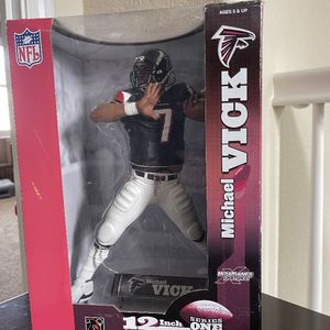 Micheal Vick Action Figure for Sale in Modesto, CA
