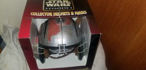 Starwars collector helmet for Sale in Quincy, IL
