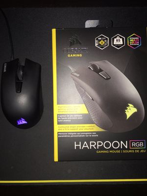Corsair Harpoon RGB Mouse for Sale in Lynwood, CA