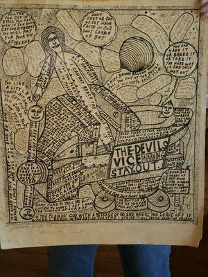 Howard Finster art for Sale in Marietta, GA
