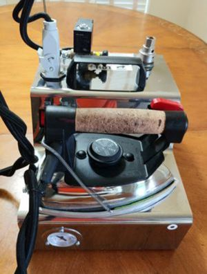 Hi-Steam SVP-24 mini boiler Ironing system for Sale in Katy, TX