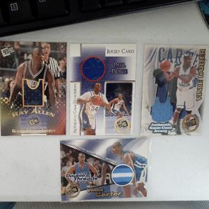 Rookie Gameused jersey sports card lot collection. Ready for psa. Basketball rc. Hof. Miami heat. Cards for Sale in Hialeah, FL