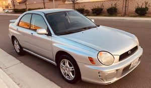 2003 Subaru RSX for Sale in Perris, CA