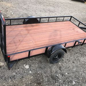 Play Craft Utility Trailer 14x7 for Sale in Yucaipa, CA