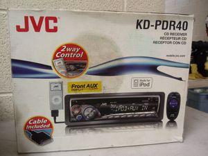 JVC Car Reciever for Sale in Norfolk, VA