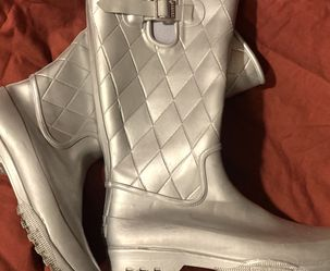 Sperry rain boots Women Sz 8 for Sale in San Diego,  CA