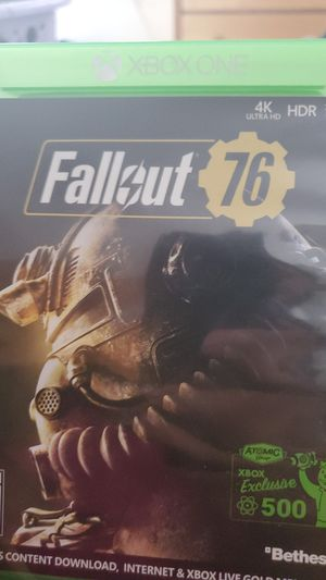 Fallout 76 xbox one for Sale in Paramount, CA
