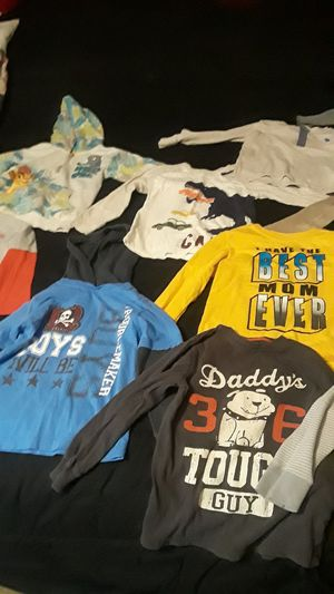 4 and 5 boys clothes lot for Sale in Wahneta, FL