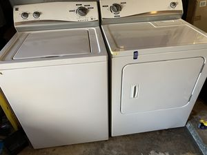 Used Kenmore washer and electric dryer set for Sale in Upland, CA