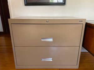 Filing cabinet for Sale in Tamarac, FL