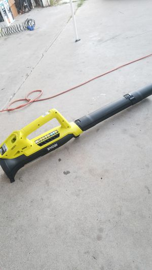 Ryobi 18v cordless blower tool only for Sale in Stanton, CA