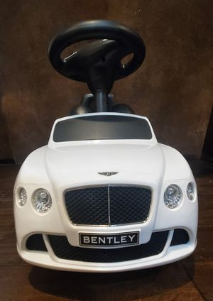 Bentley Continental GT Speed Ride on Car Toy for Sale in Frisco, TX