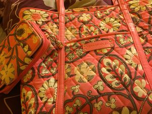 Vera Bradley purse and wallet for Sale in Crownsville, MD