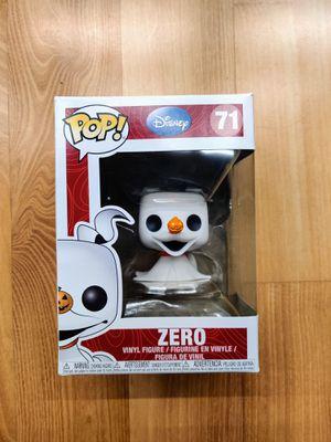 Nightmare Before Christmas Zero funko for Sale in Santa Ana, CA