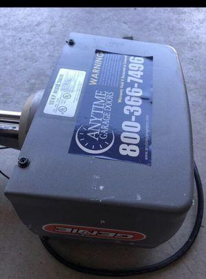 Genie model 3560/M Garage Door Control for Sale in Chula Vista, CA