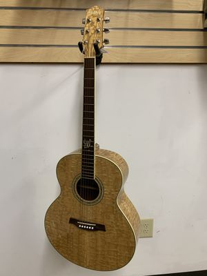 Ibanez model EW20ASNT1201 Acoustic guitar with case for Sale in Raleigh, NC