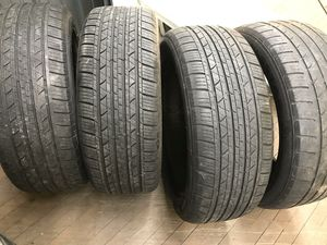 245/50/20 tires full set $25 each for Sale in Chicago, IL