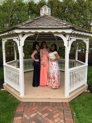 floral two piece prom dress for Sale in Marlborough, MA