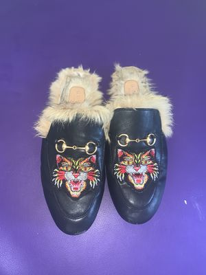 Gucci princetown slippers for Sale in Los Angeles, CA