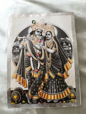 Lord Krisna and Radha picture for Sale in Kissimmee, FL