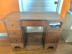 Old desk for Sale in Bryant, AL