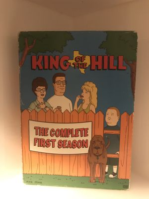 ***KING OF THE HILL SEASONS 1 & 3 DVDS*** for Sale in Portland, OR