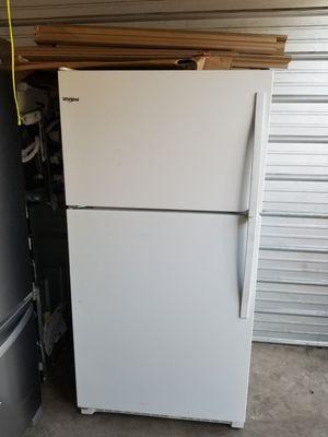 Top freezer refrigerator for Sale in Stockton, CA