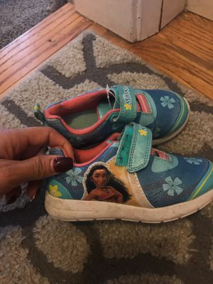 Moana shoes for Sale in Everett, WA
