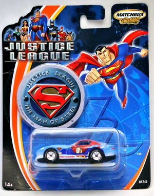 Justice league collectible car for Sale in West Linn, OR
