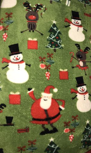 Holiday blanket for Sale in Redmond, OR