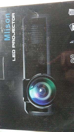 Led projector for Sale in Fort Lauderdale, FL