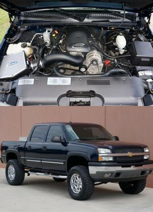 Crazy*Good*Deal*2005 Silverado Price$12OO for Sale in Fontana, CA