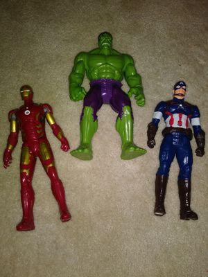 Marvel Set for Sale in Saint Petersburg, FL