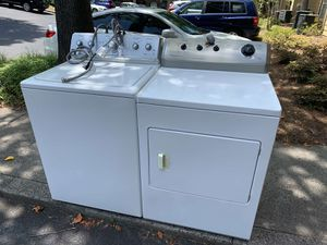 Washer and dryer for Sale in Alpharetta, GA
