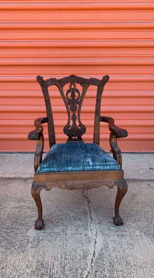 "Antique Miniature Arm Chair — Approx 20 1/2"" H x 13"" W for Sale in Covina, CA"