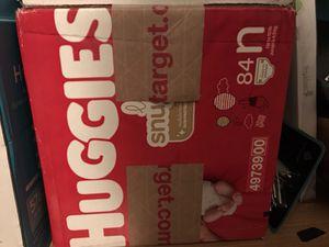 Newborn huggies diapers for Sale in Sanger, CA