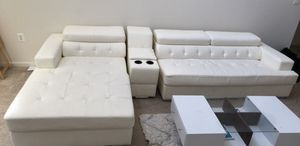 Couch and table(sold separately if preferred) for Sale in Great Falls, VA