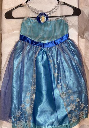Disney Frozen Elsa Dress for Sale in Las Vegas, NV