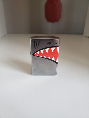 Zippo with shark decal for Sale in Wilmington, CA