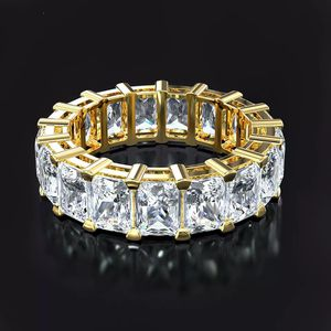 18K Yellow Gold plated Sparkling Ring - Code YLLW10 for Sale in Houston, TX