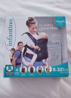Infantino baby carrier for Sale in Cornelius, OR