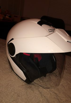 Nolan mortar cycle helmet for Sale in Winchester, CA