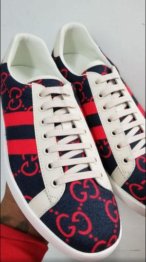 Gucci sneakers authentic for Sale in Brooklyn, NY