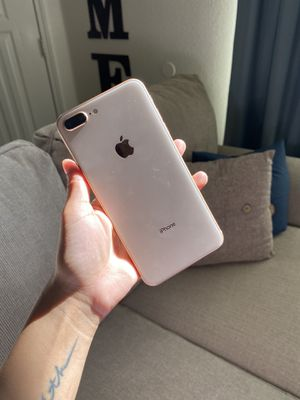 iPhone 8 Plus - Any Carrier For Sale for Sale in Elk Grove, CA