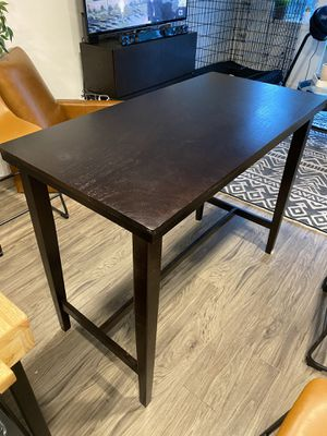 Counter Height Kitchen Table for Sale in Bellevue, WA