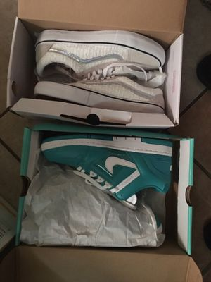 Supreme size 9.5 af2 vans for Sale in Berkeley, CA