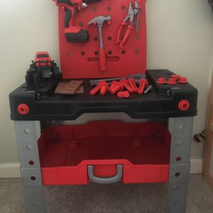 Toy craftsman toolbench/workbench for Sale in Gainesville, VA