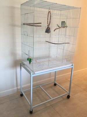 Large Flight Bird Cage Bundle with Toys & Accessories BRAND NEW for Sale in Los Angeles, CA