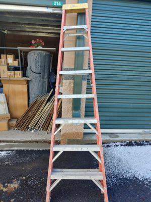 8ft Werner fiberglass industrial ladder(s). for Sale in West Jordan, UT