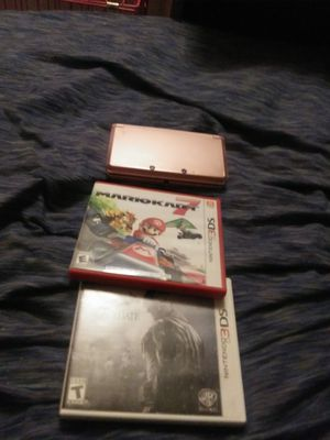 3ds and games for Sale in West Springfield, PA